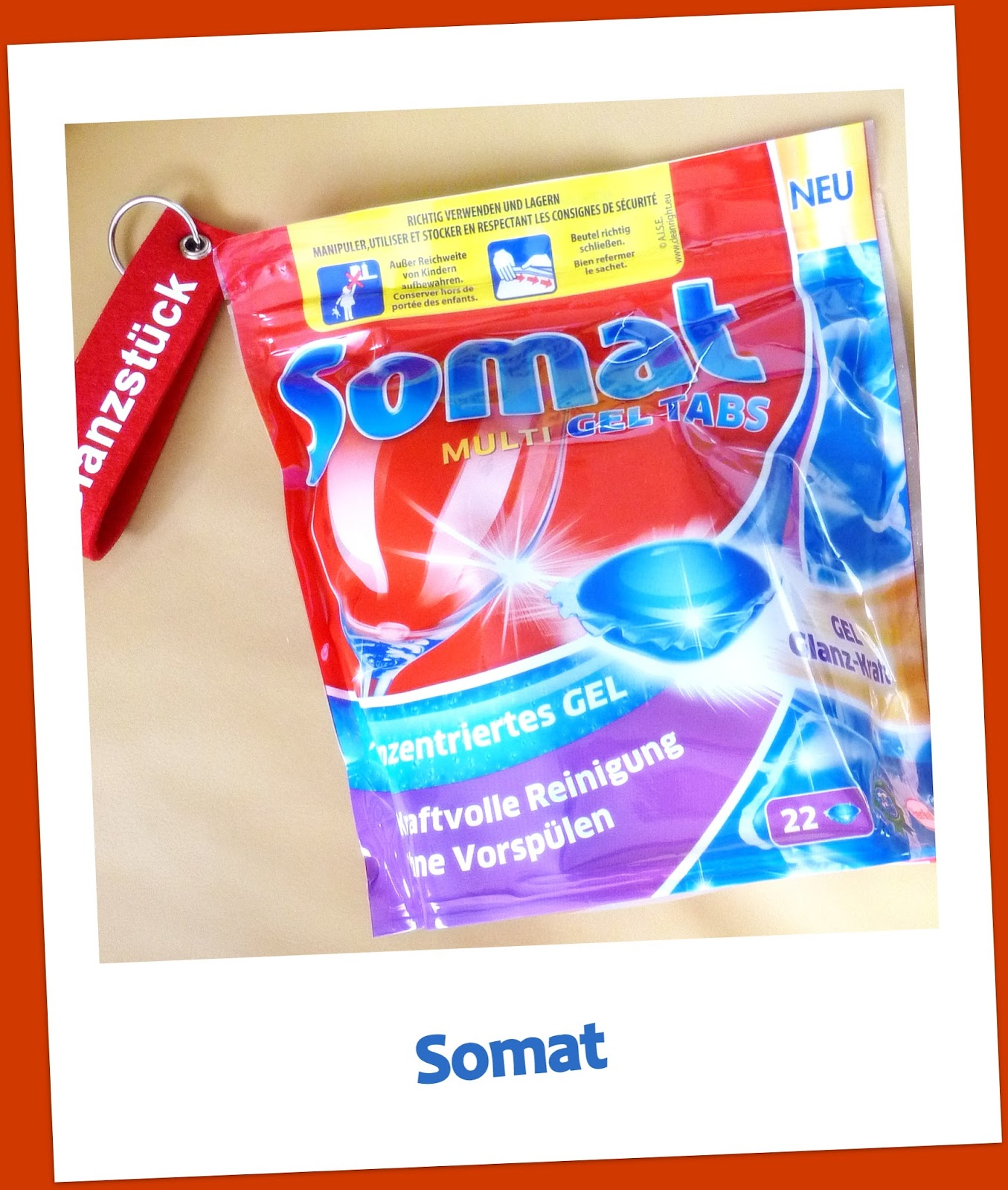 Somat Multi Gel Tabs