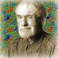 Timothy Leary wink