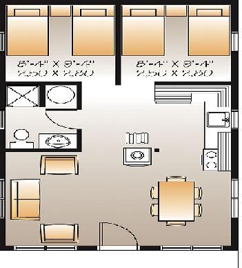 Planos de casas peque as dise os de planos de casas for Disenos de casas pequenas