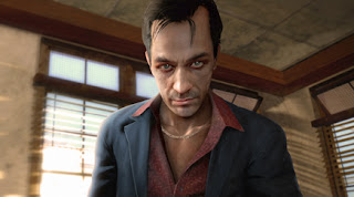 Foto do personagem do jogo Far Cry 3 o vilão Hoyt