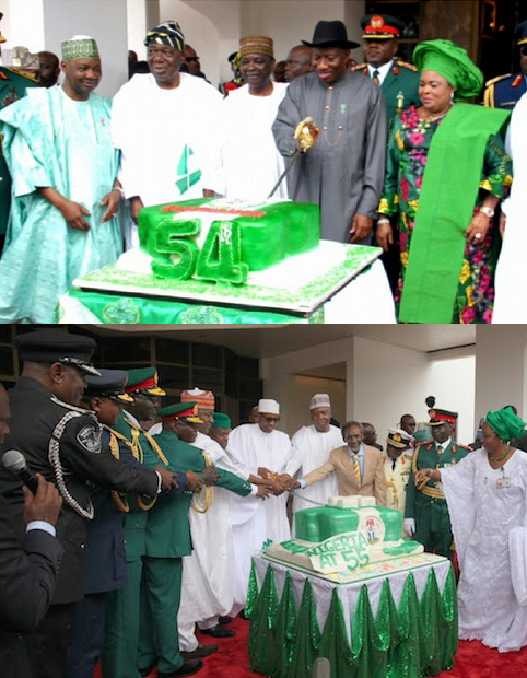 Goodluck Jonathan deny spending billions on Independence day celebrations.
