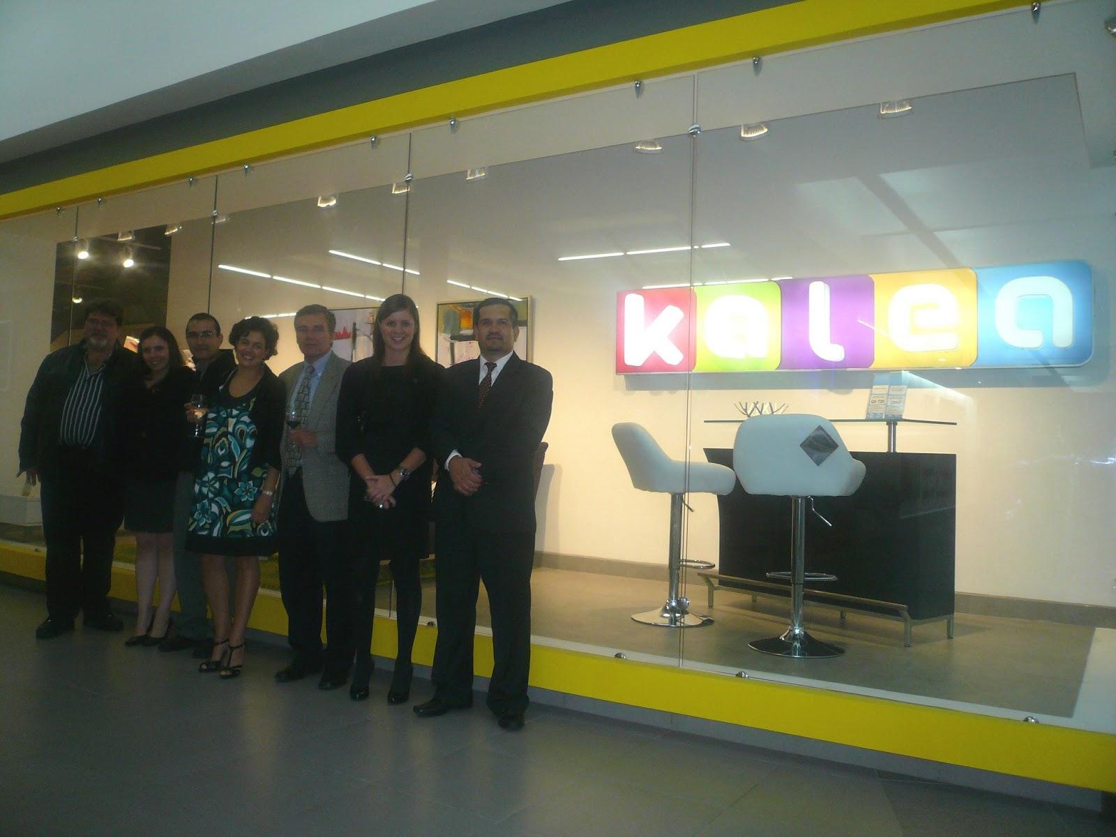 Kalea inaugura nueva tienda en deco city for Muebles de oficina kalea