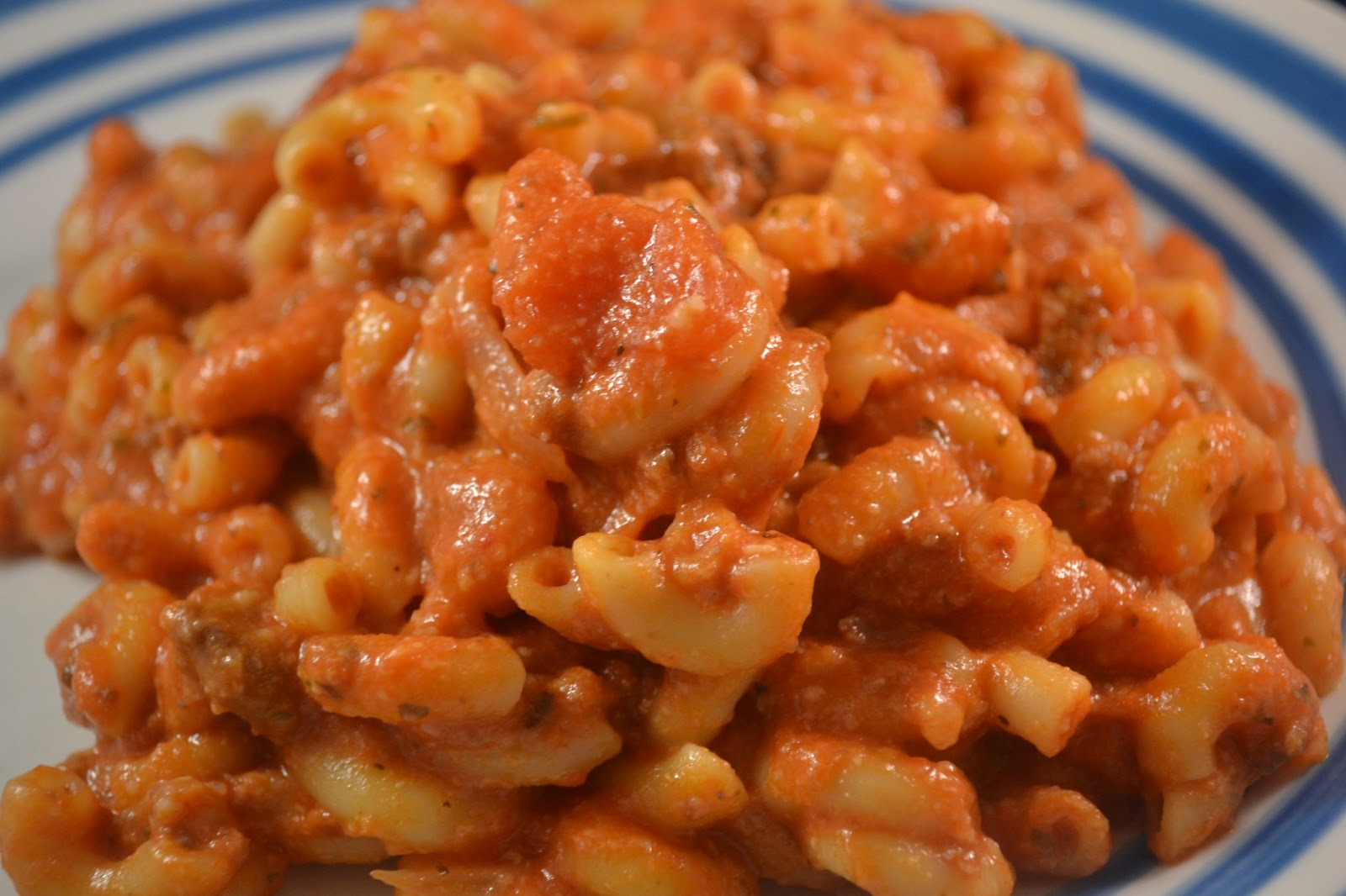Making Miracles: Macaroni and Ground Beef (Two Ways)