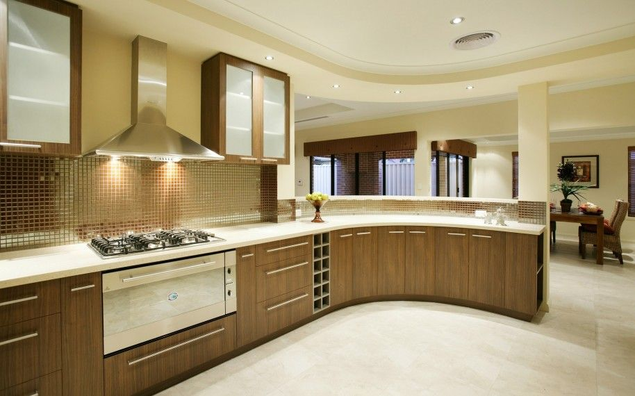 Kitchen Range Hood Design Ideas .