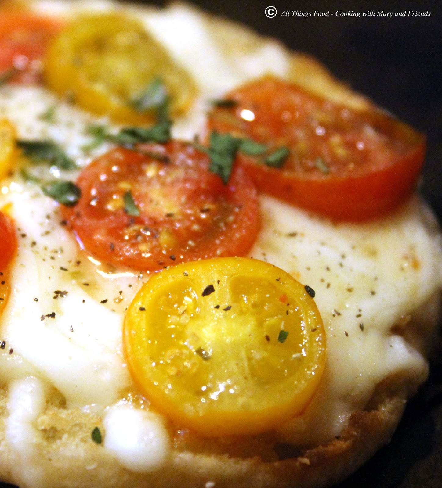 Cooking With Mary and Friends: Heirloom Tomato Bruschetta ...