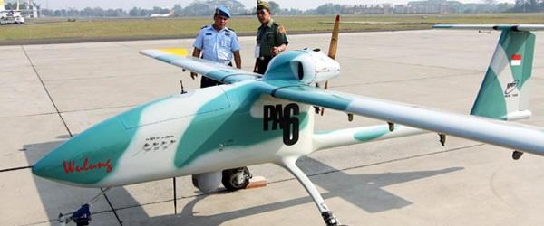 Lanud Supadio Siapkan Operasi Pesawat Terbang Tanpa Awak