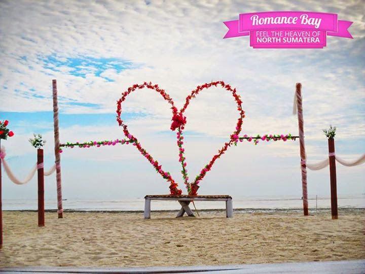 Pantai Romantis di Sergai