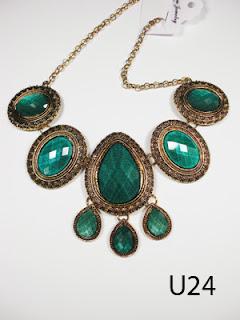 kalung aksesoris wanita u24
