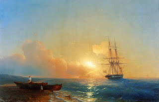 Paisajes del Mar Baltico Marinas Rusas