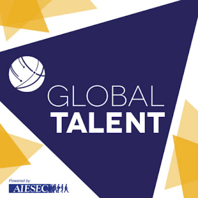 Global Talent, internship platit in strainatate