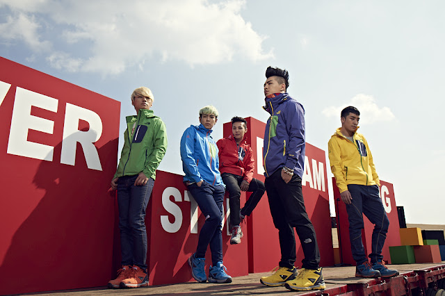 Big Bang The North Face