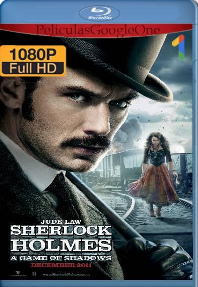 Sherlock Holmes: Juego de sombras (2011) HD [1080p] [Latino-Ingles] [GoogleDrive]