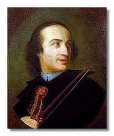 Giuseppe Tartini (1692-1770)