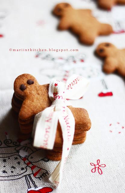 biscotti di natale #1: biscotti alla cannella
