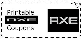 Axe Deodorant Coupons