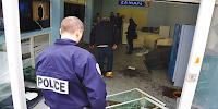 Zaman France office after the attack