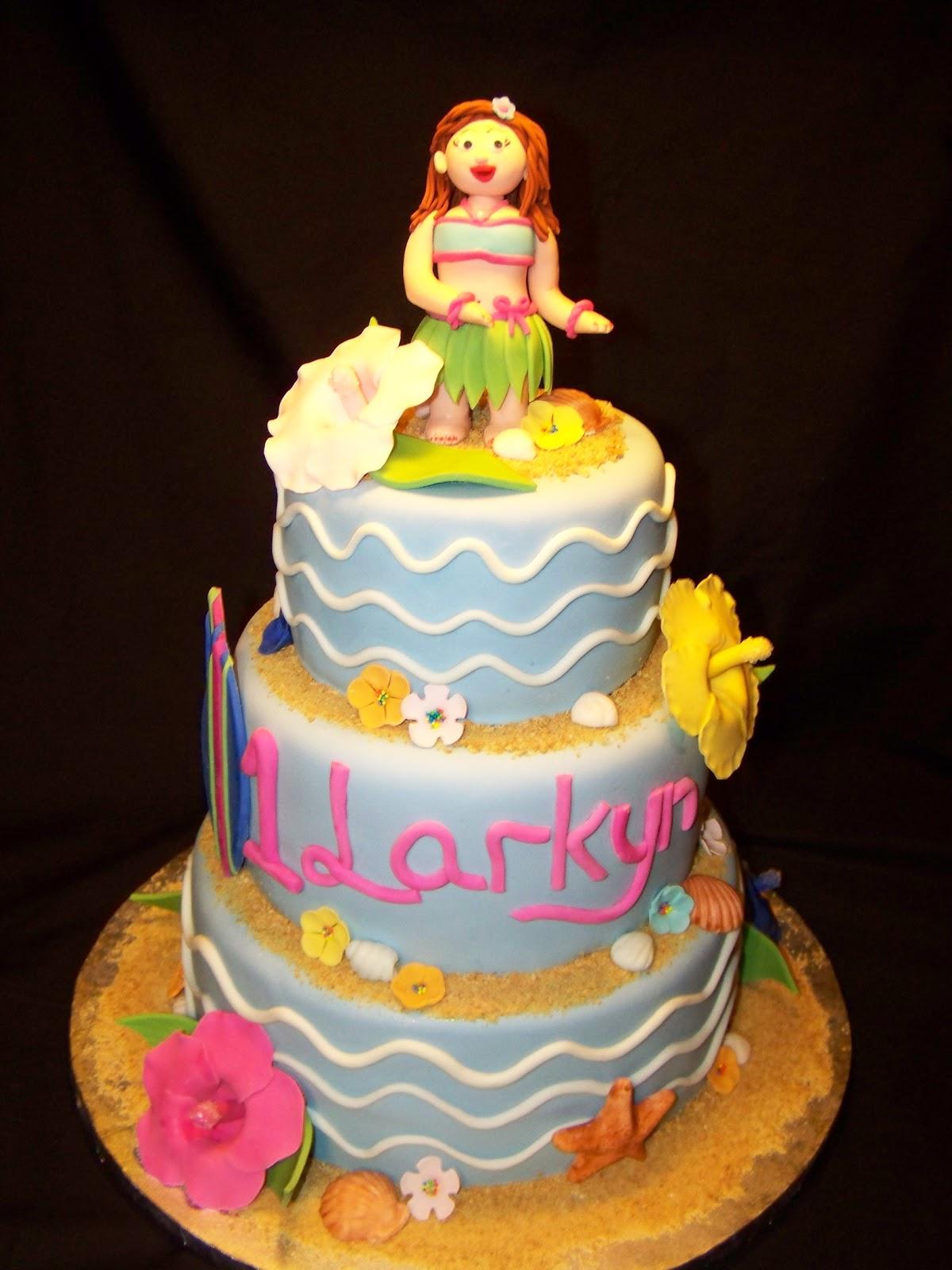 Cakes By Kristen H Luau Cakes