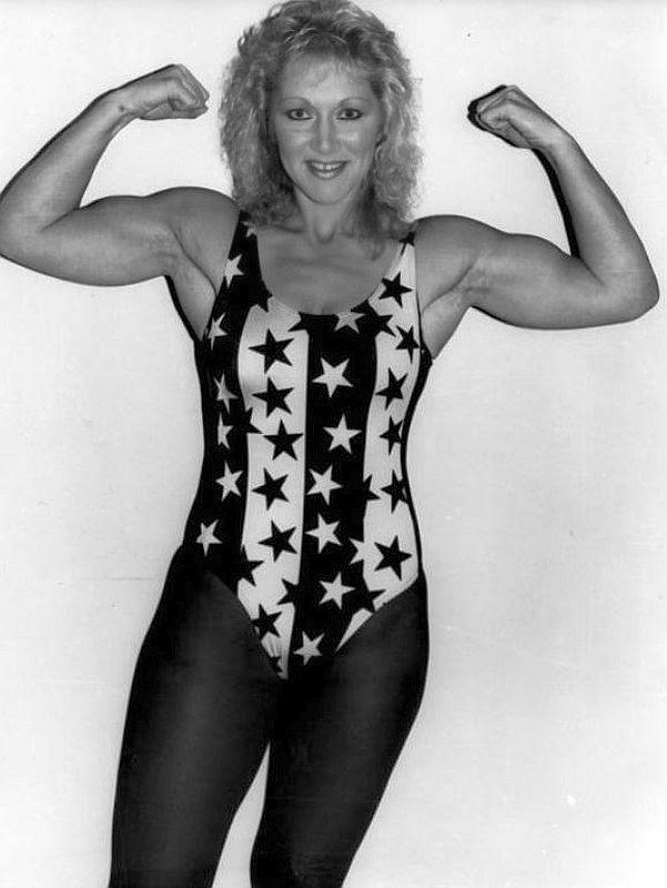 Lena Blair - British Women's Pro Wrestling