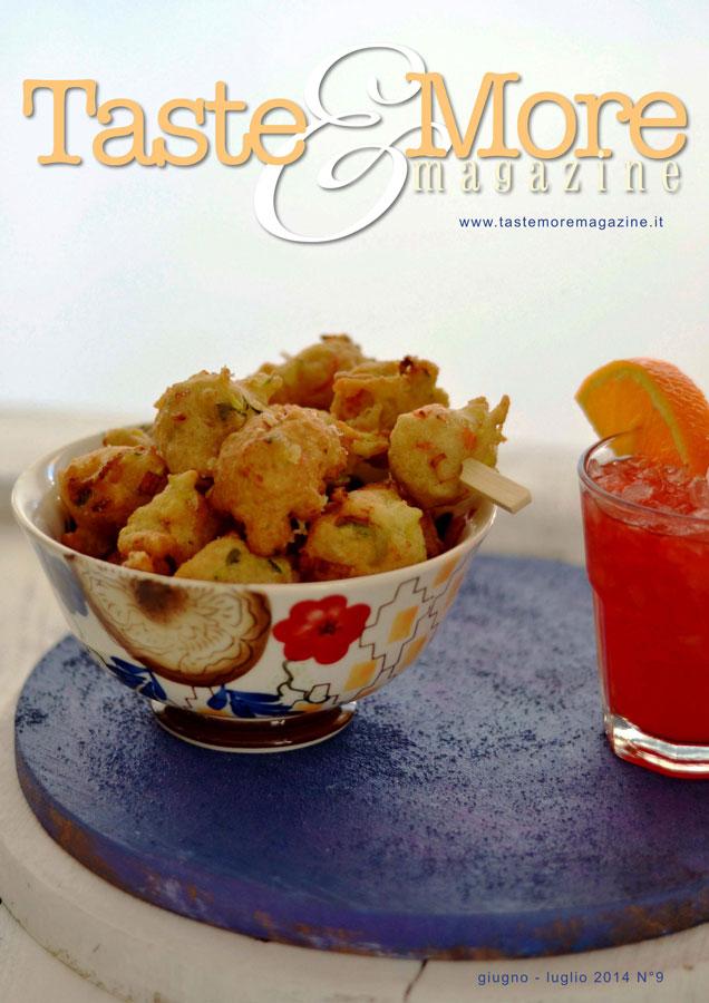 http://issuu.com/tasteandmore/docs/taste_more_magazine_giugno-luglio_2?e=6542438/8137884