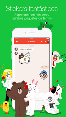 Free Download LINE app For Android, Iphone, Windows