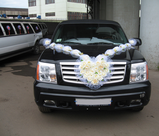 WEDDING COLLECTIONS Wedding Car Decorations