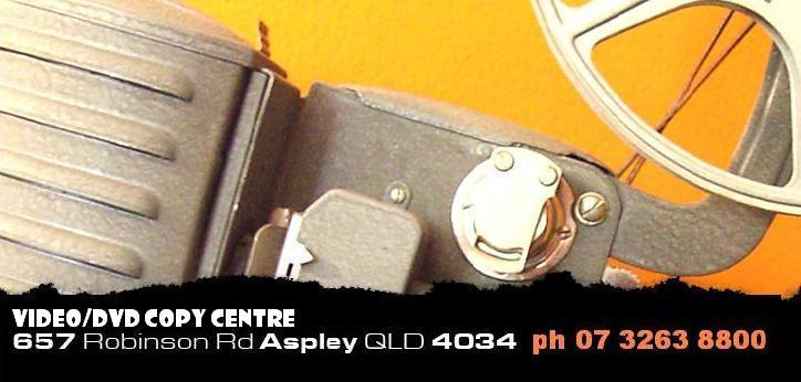 COPY VHS TO DVD BRISBANE $15-$30,CAMCORDER $20,8mm FILM 50' $15/200' $40/400' $65,Slide Transfer$1
