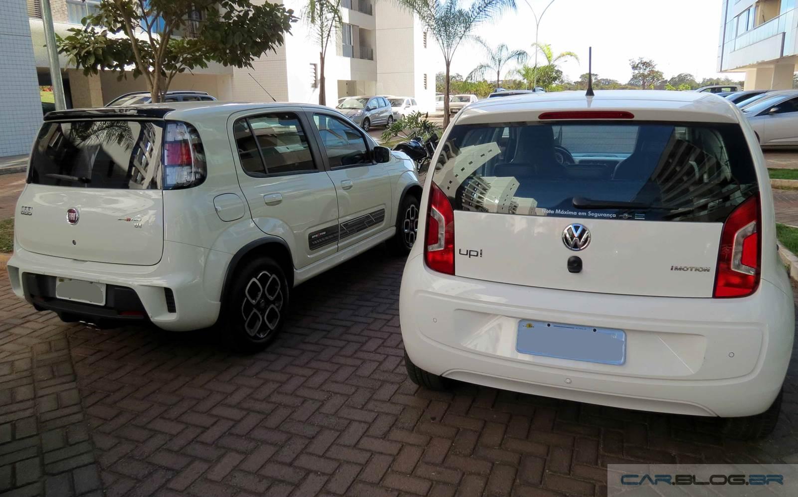 Volkswagen Up! I-Motion - teste de longa duração