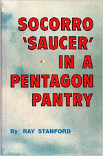 Socorro Saucer In A Pentagon Pantry