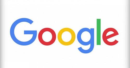 O novo logotipo do Google