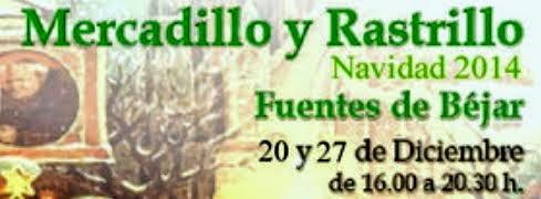 RASTRILLO NAVIDEÑO EN FUENTES DE BÉJAR