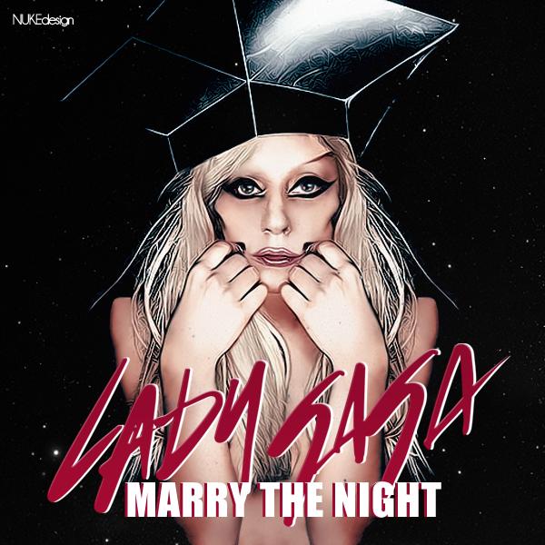 lady gaga marry the night