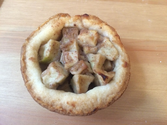 Easy Mini Apple Pie Recip