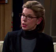 Personality ... MBTI Enneagram Beverly Hofstadter (The Big Bang Theory) ... loading picture