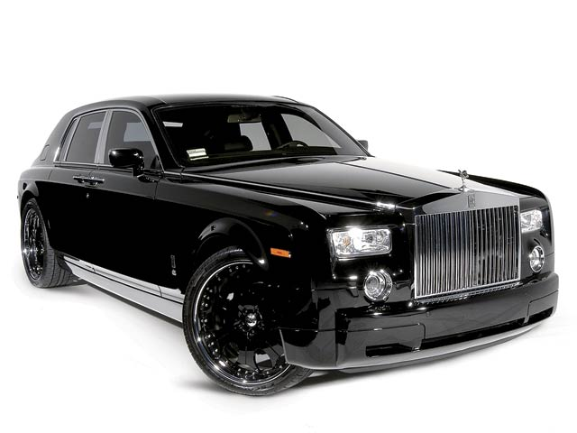 Rolls Royce Phantom Car Review