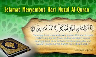 Tahukah Kamu Sejarah Peristiwa Nuzul Quran