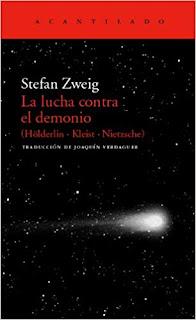 La lucha contra el demonio- Stefan Zweig
