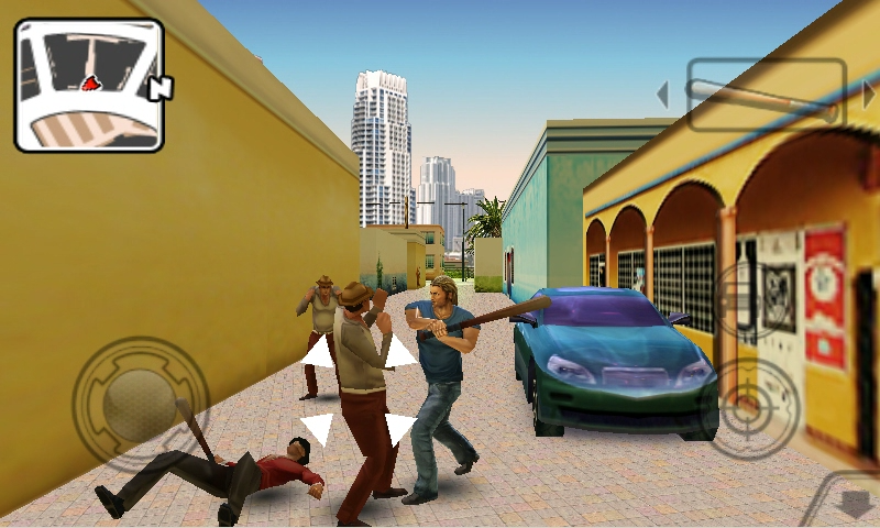 Gangstar: miami vindication (2010) iphone/ipod touch