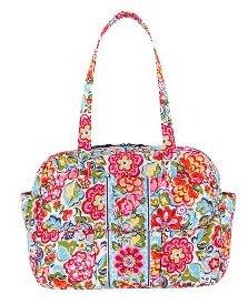 vera bradley handbags vera bradley diaper bag used. Black Bedroom Furniture Sets. Home Design Ideas