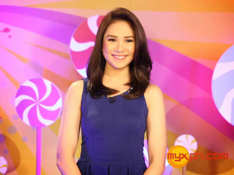 Sarah Geronimo grab Awards at MYX Music Award 2015