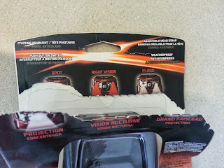 Energizer Headlight Packaging