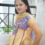Usha Photos in Salwar Kameez at Gundello Guchi Guchi Champake Movie Press Meet 27