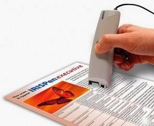 USB pen scanner