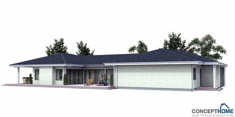 australian house plans modern australian home plan ch106