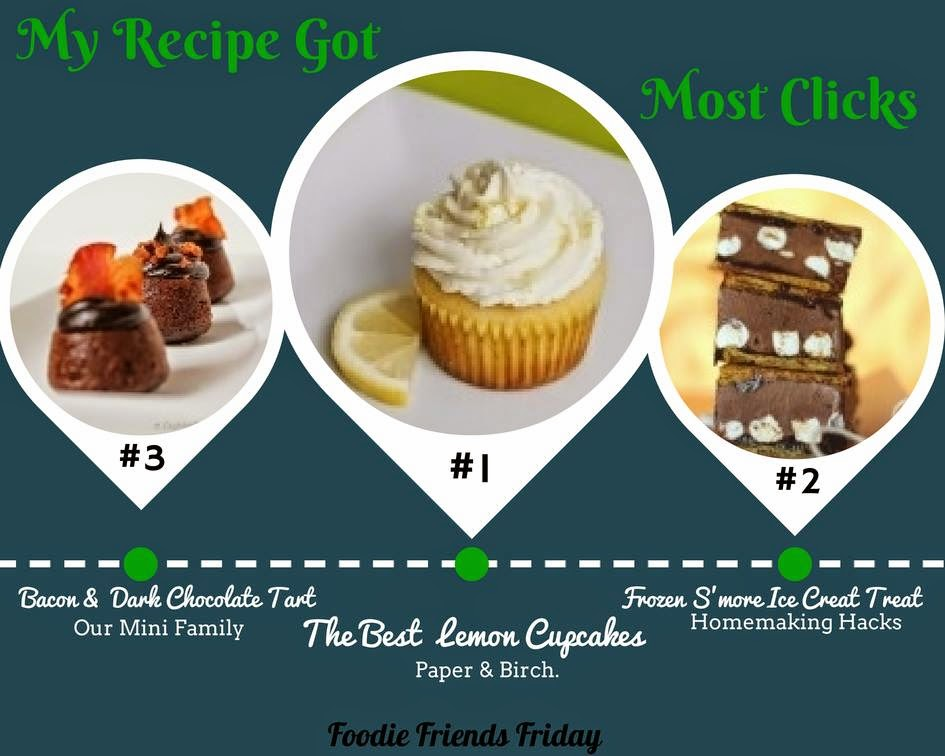 Foodie Friends Friday link party