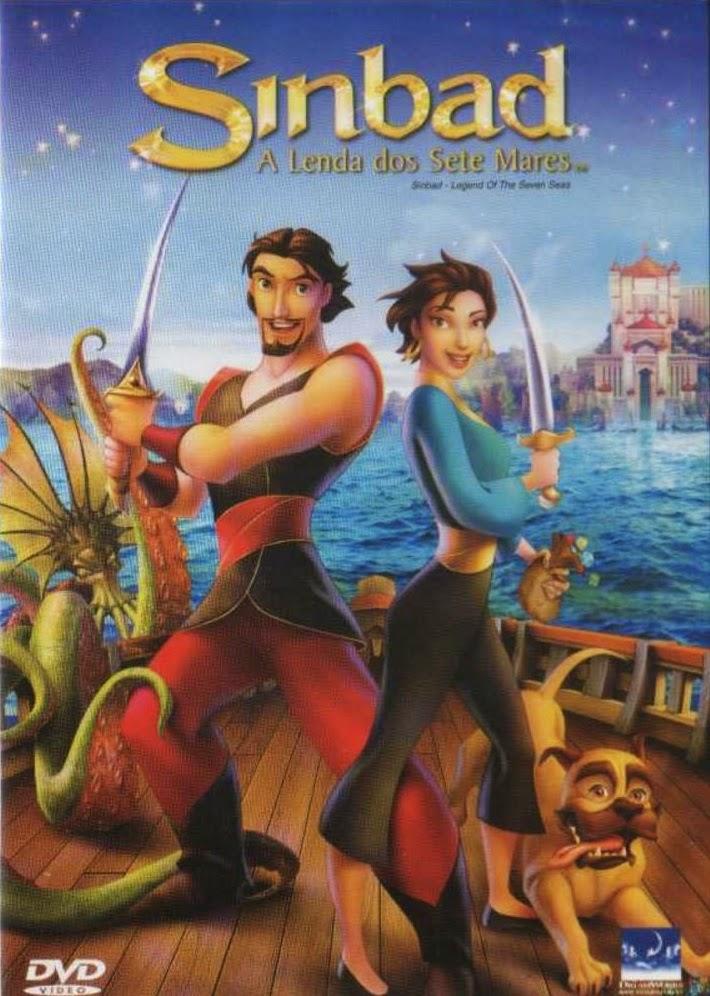 Sinbad: A Lenda dos Sete Mares – Dublado (2003)