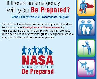 ¿Porque publica esto la NASA?