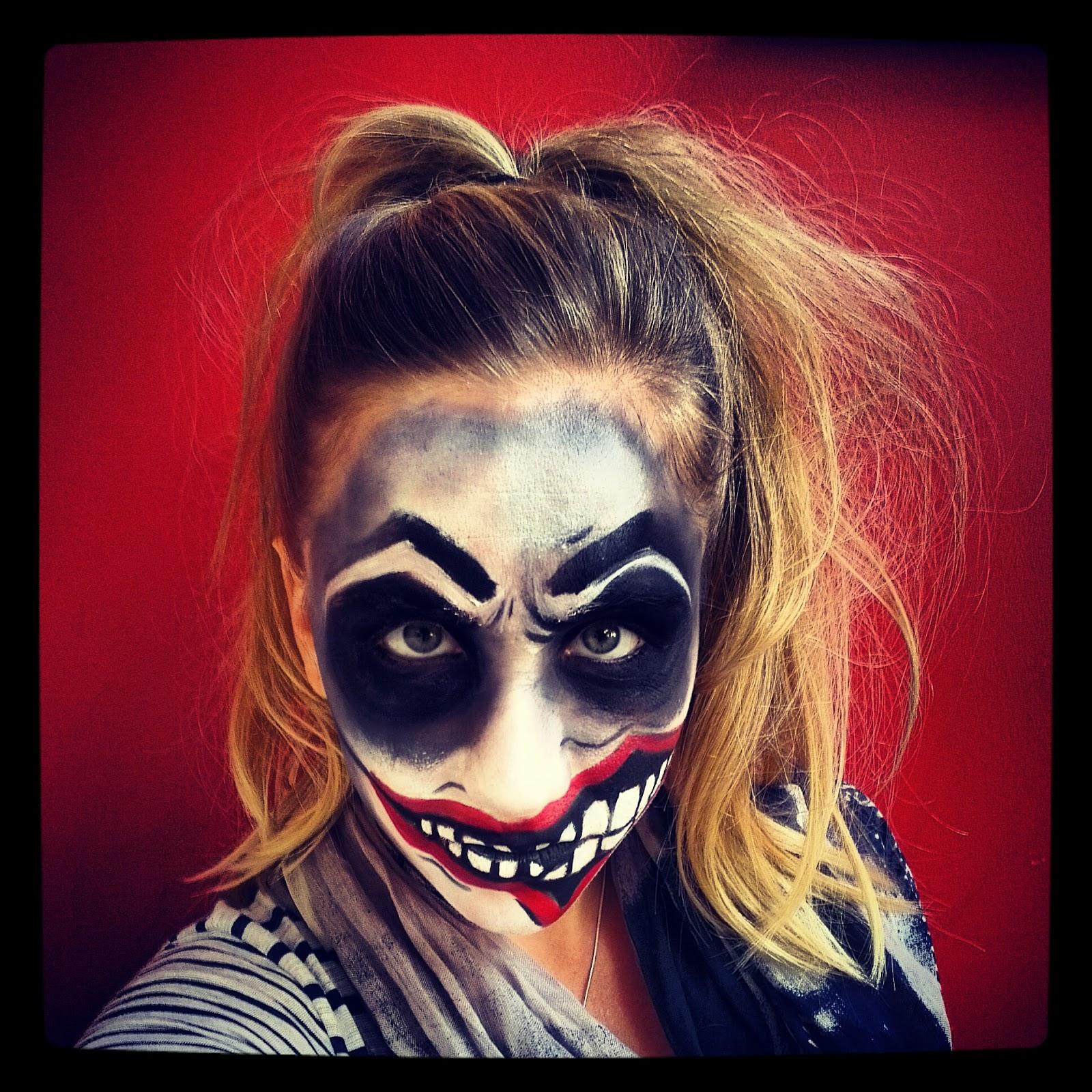 Deranged, Scary Clown Tutorial