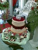 Cake & Cupcakes Tier