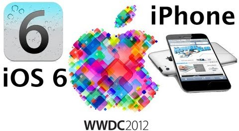 WWDC 2012: iOS 6, iPhone 5, Macbook Pro, Apple TV, OS X Mountain Lion