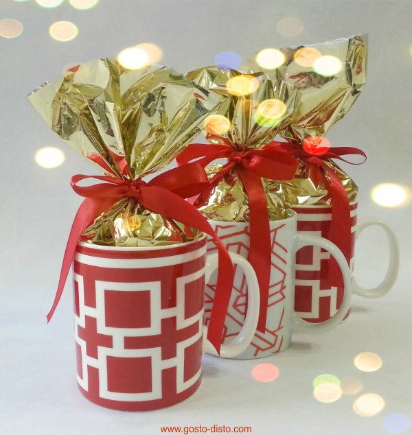 Presentes de Natal fáceis de última hora